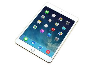 iPad Mini 3 Wi-Fi修理