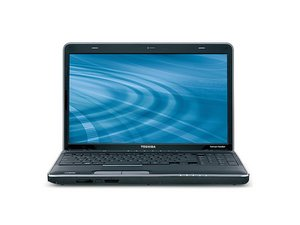 Toshiba Satellite A505 Repair