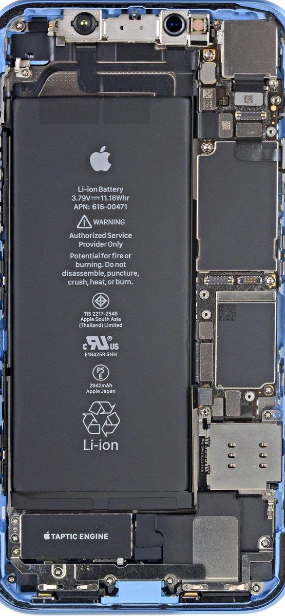 Iphone Xr Hintergrundbilder Zeigen Innenleben Weitere