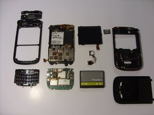 Blackberry Bold 9650 Teardown