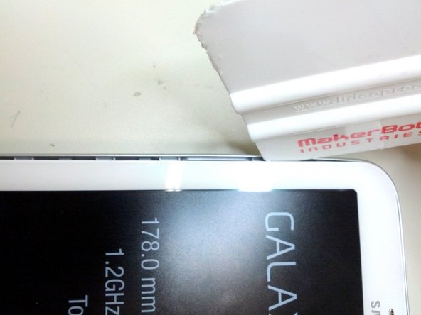Unlike the Tab 2 teardown, the motherboard on the Tab 3 isn't that easy to remove compared to its predecessor.