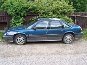 1985-1991 Pontiac Grand Am Repair