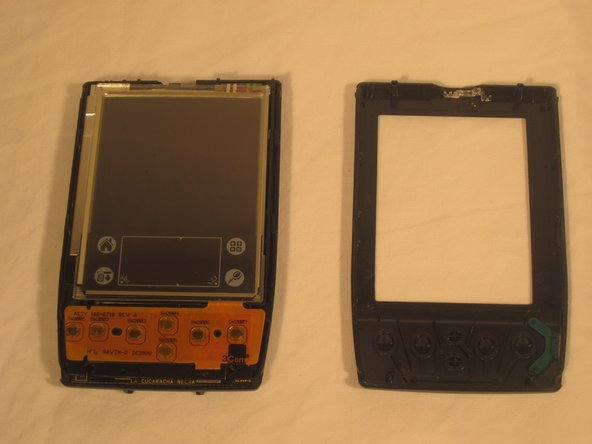 Palm IIIc Screen Replacement