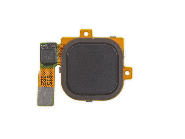 Image 2/3: It turns out this version of the Imprint sensor is quite different from the one we found in the [https://www.ifixit.com/Teardown/Nexus+5X+Teardown/51318#s112138|5X|new_window=true]. The circular profile of ''this'' fingerprint reader is solely due to the [https://d3nevzfk7ii3be.cloudfront.net/igi/LrkCLqWU1x1TDOAK|round hole in the 6P's rear case|new_window=true].