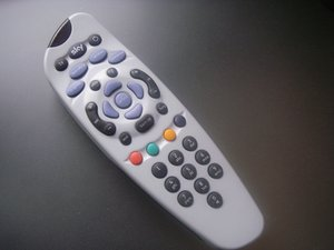 Sky TV Remote Teardown