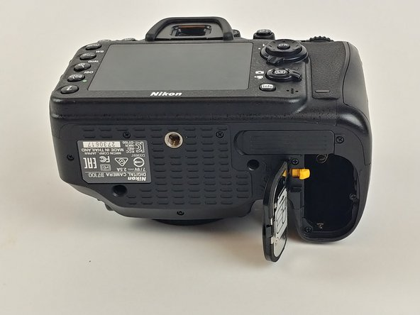 Nikon D7100 Battery Replacement