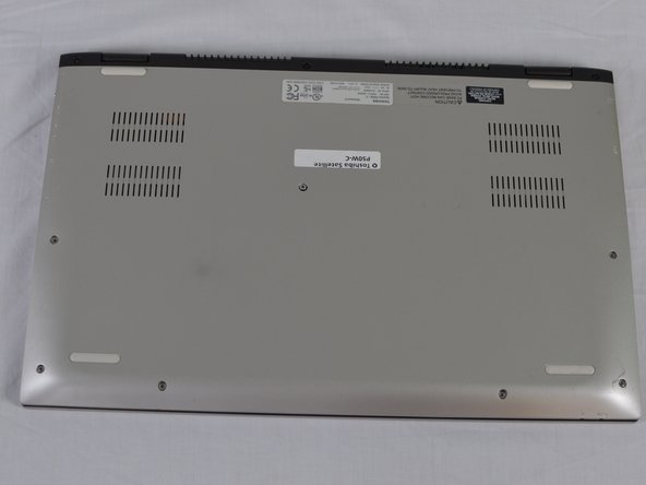 Toshiba Satellite P50W-C Back Cover Replacement