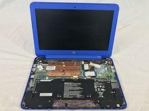 Desmontaje de HP Stream 13-c010n