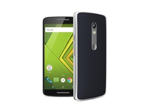 Moto X Play Repair