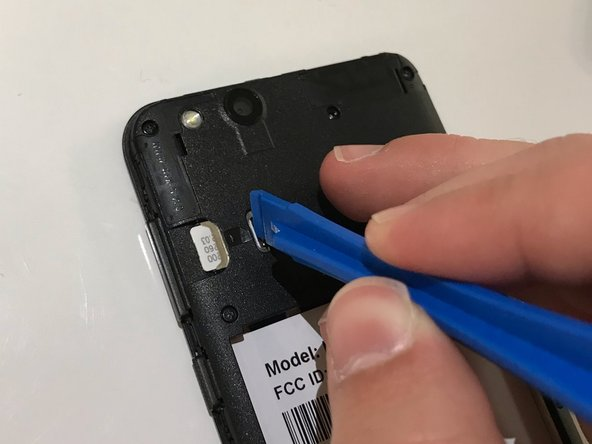 ZTE Tempo X SIM Card Replacement