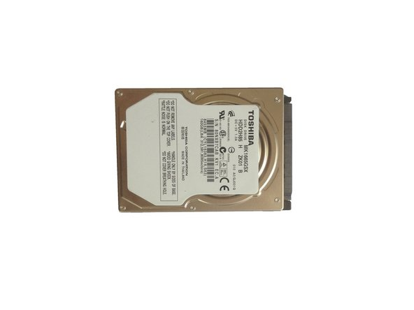 Dell Inspiron n5110 - HDD Replacement / Upgrade