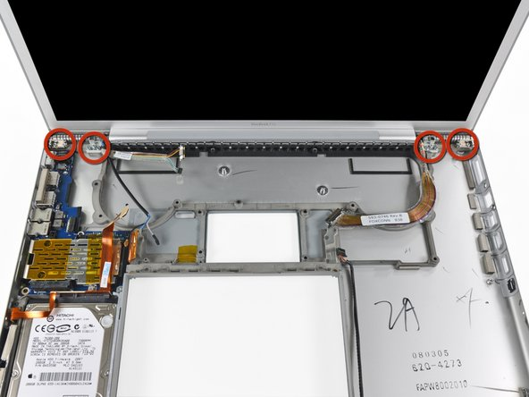 "MacBook Pro 17"" Models A1151 A1212 A1229 and A1261 Lower Case Replacement"