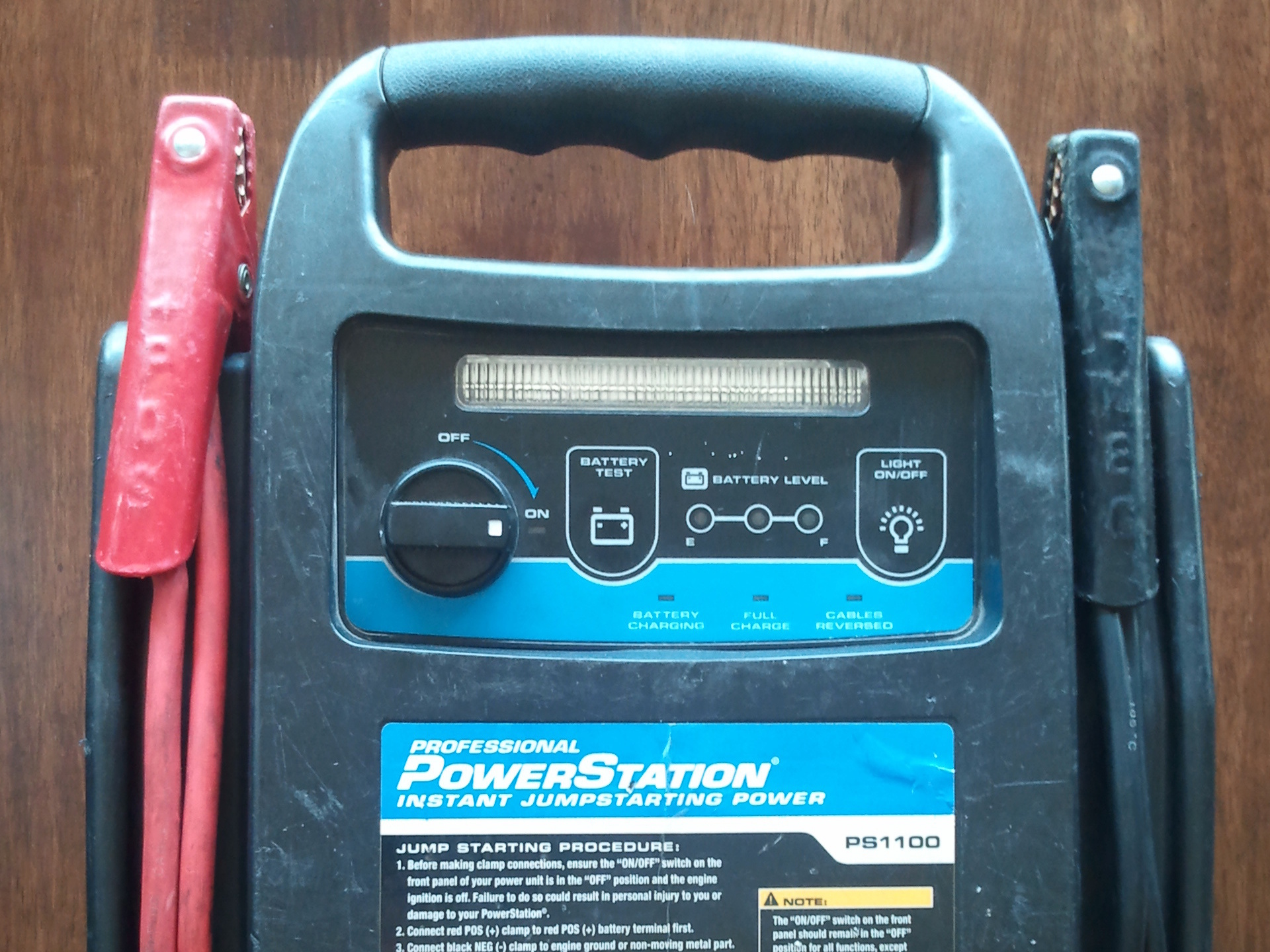 Jump Starter Power Station Teardown Ifixit Start Car Diagram