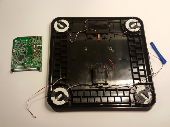 Withings Smart Body Analyzer Disassembly