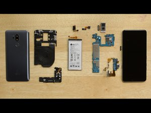 LG G7 ThinQ Teardown