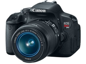 Canon EOS Rebel T4i / 650D Repair