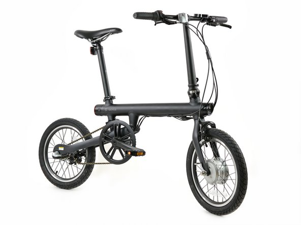 mijia qicycle folding electric bike repair ifixit. Black Bedroom Furniture Sets. Home Design Ideas