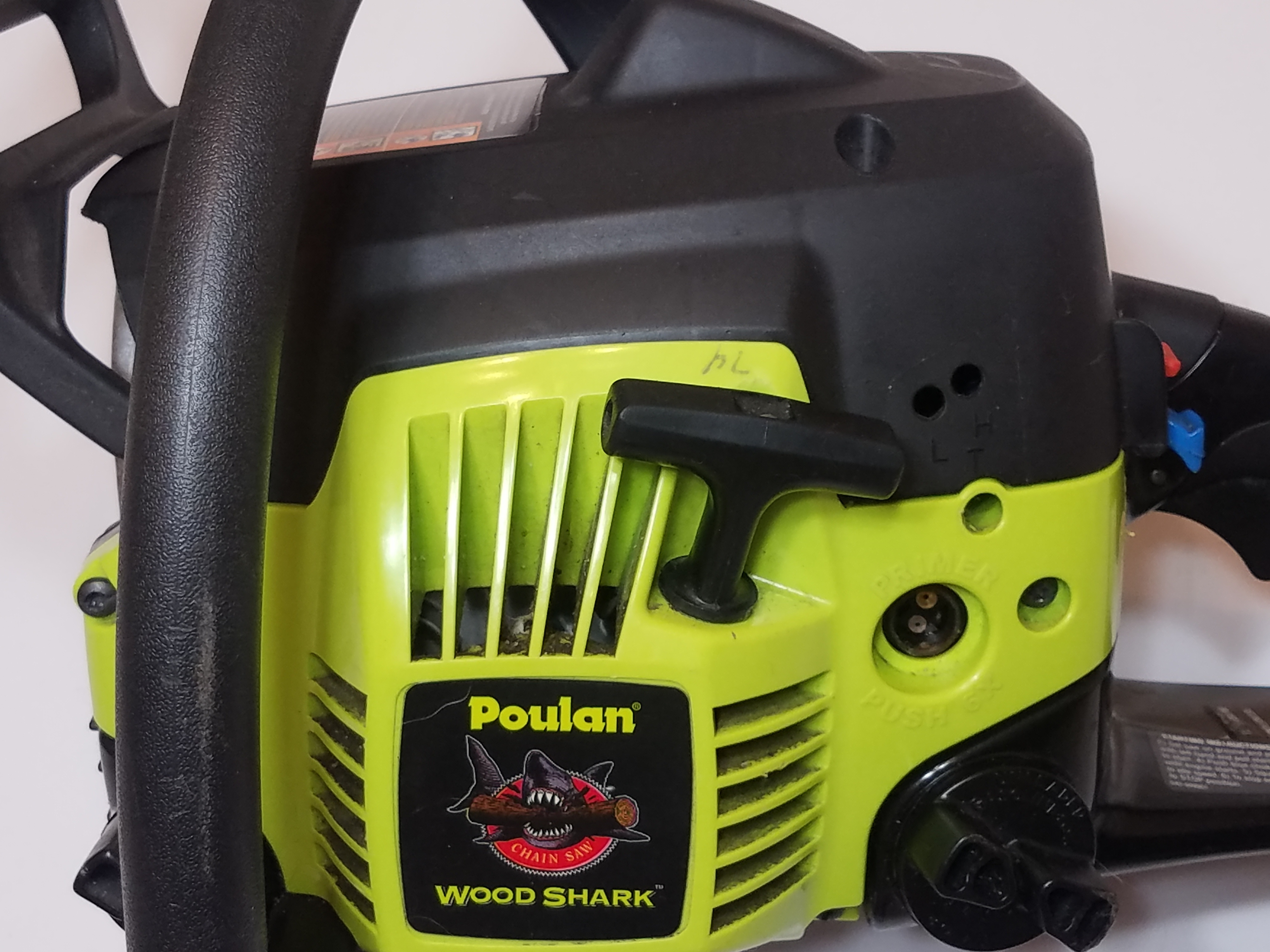 Poulan P3314 2 Cycle Chainsaw Replace Primer Bulb Fuel Lines And Wiring Schematics Filters Ifixit Repair Guide