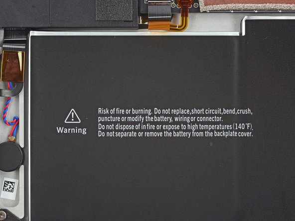 All batteries die, making battery replacement a necessary repair for any device. Before we take a stab at disarming the bomb, we read all the warnings that we plan to ignore, including the very clear instruction that we are not to replace this battery. Well isn't that just swell.