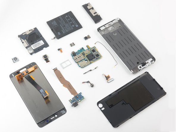 The Xiaomi Mi 5 earns a 6 out of 10 on our repairability scale (10 is the easiest to repair):