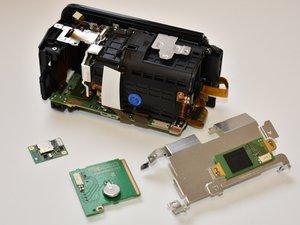 Internal Battery and SD Card Reader