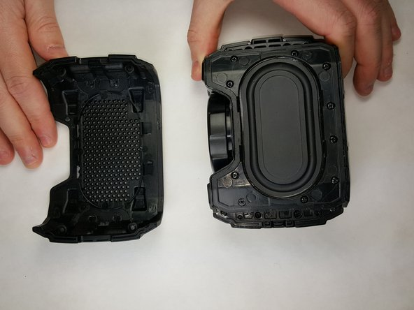 Remove the broken outer case. Replace with used/new out case.