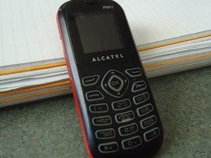 Alcatel OT-208 Repair
