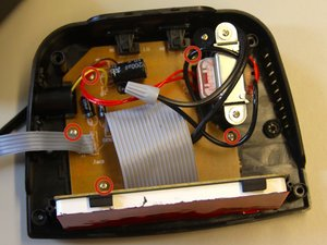 Fixing a AcuRite Intelli-Time Alarm Clock Faulty Alarm