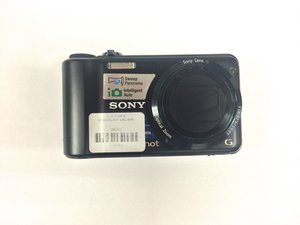 Sony Cyber-Shot DSC-H55 Repair