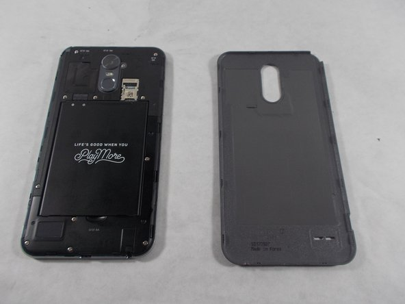 LG Stylo 3 Plus Back Cover Replacement