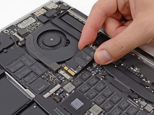 "MacBook Pro 15"" Retina Display Mid 2014 AirPort Board Replacement"