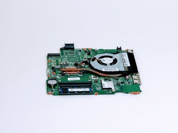 HP Beats Special Edition 15-p390nr Motherboard Replacement