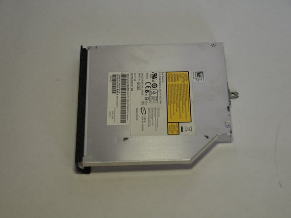 Dell Inspiron 1545 Optical Disk Drive Replacement