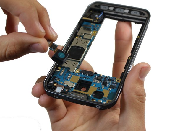 Samsung Galaxy S5 Active Rear-Facing Camera Replacement