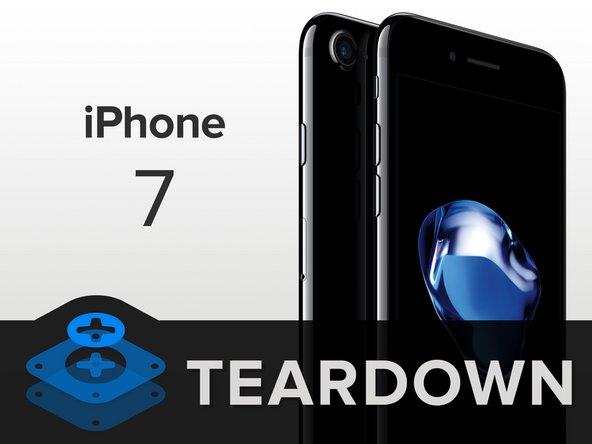 このiPhone 7を手に取りましょう!まず分解を始める前に、技術仕様を確認します。