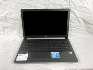 HP 15-da0012dx Repair