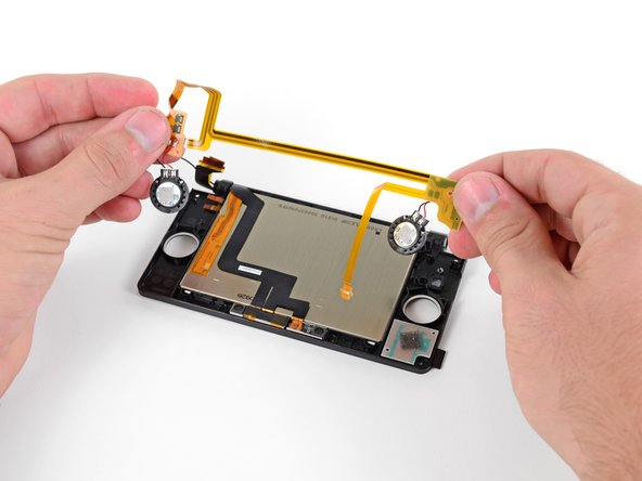 Nintendo 3DS Speaker Assembly Replacement