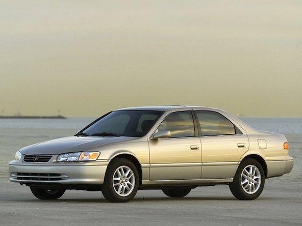 1997 2001 Toyota Camry Repair 1997 1998 1999 2000