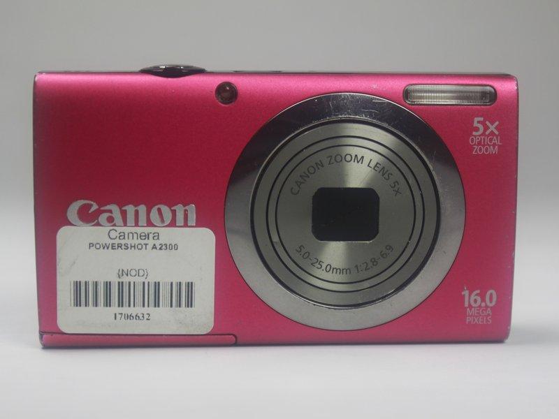 canon powershot a2300 ifixit rh ifixit com Canon PowerShot A2300 HD Canon PowerShot A2300 Owner's Manual