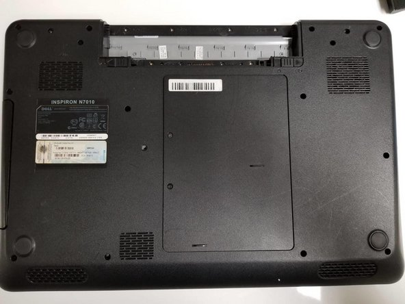 Dell Inspiron 17R-N7010 battery Replacement