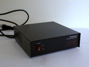 RadioShack 22-510 Switching Power Supply Teardown