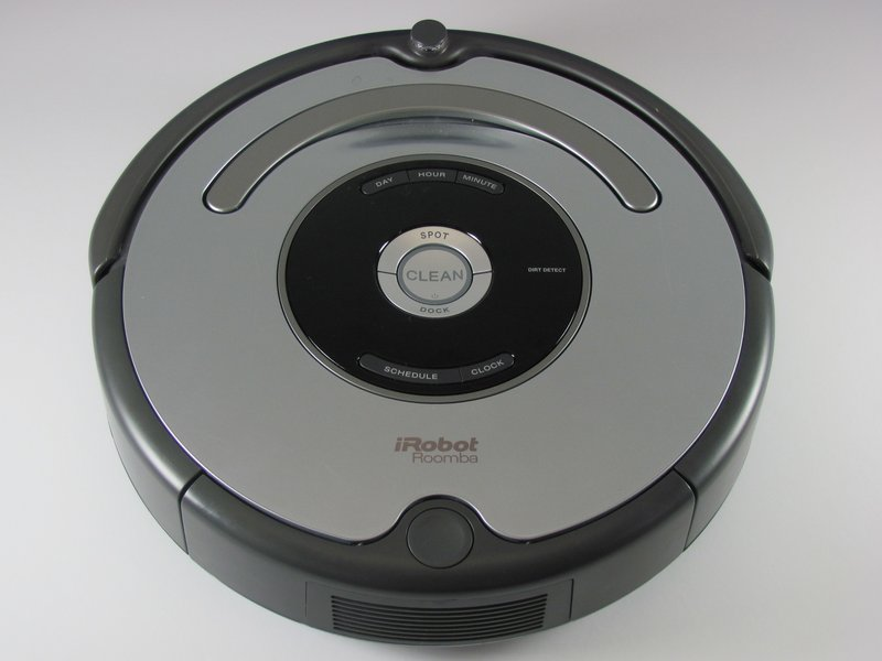 Why does my Roomba vacuum makes a ticking noise while its