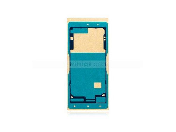 Original Back Cover Sticker for Sony Xperia M4 Aqua Main Image