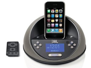 JBL on time micro ipod speaker Repair