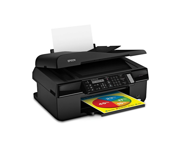 epson printer repair ifixit rh ifixit com Epson Workforce 600 Ink Cartridges Epson Workforce 645