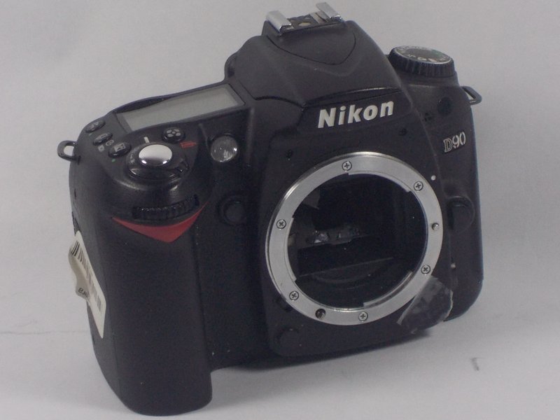 nikon d90 troubleshooting ifixit rh fr ifixit com Nikon D90 Battery Charger Exploded-View Nikon D90