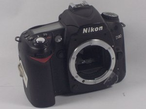 Nikon D90 Troubleshooting