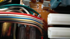 SOLVED: Fuse blows instantly upon powering on - Fisher