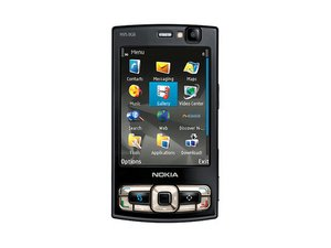 Nokia N95 8GB Repair