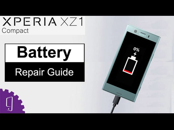 Sony Xperia XZ1 Compact Battery Replacement